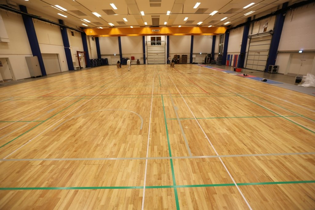 Reference Projects Sports Floors In Europe