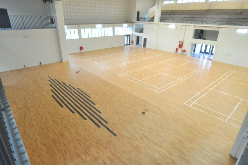 Reference Projects Sports Floors In Asia
